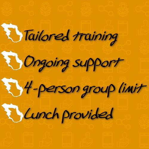 Training webpage